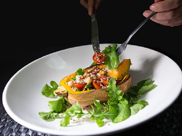 Quán ăn chay được du khách du lịch nước ngoài ưa chuộng