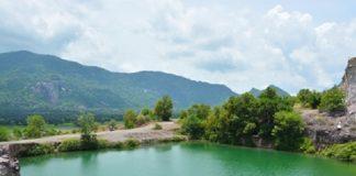 Hồ Tapa - hình ảnh đẹp đại diện cho cả một miền Tây nước nổi