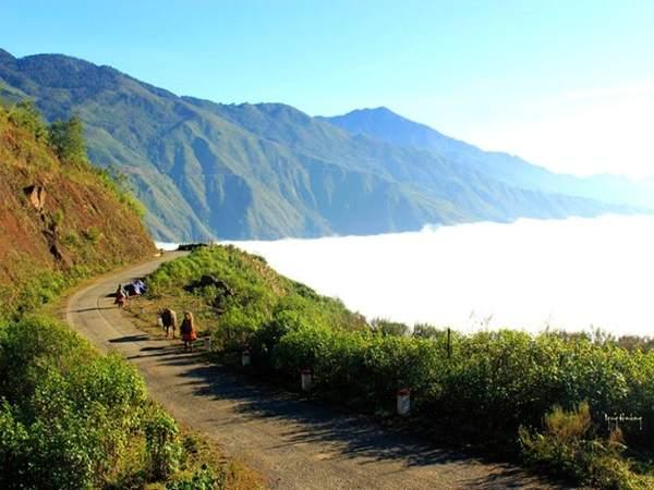 Biển mây ở Tà Xua - khám phá Tây Bắc