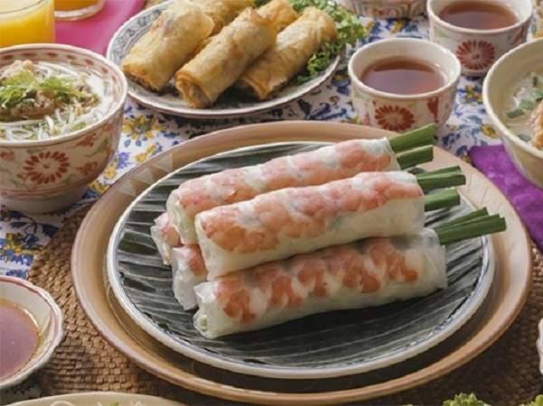 Văn hóa ẩm thực Việt Nam pha trộn hoàn hảo giữa sự tinh tế của châu Á và nét cổ điển của ẩm thực Pháp