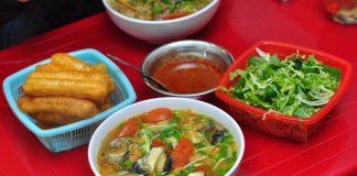 Tổng hợp những quán bún ốc ngon có tiếng ở Hà Nội