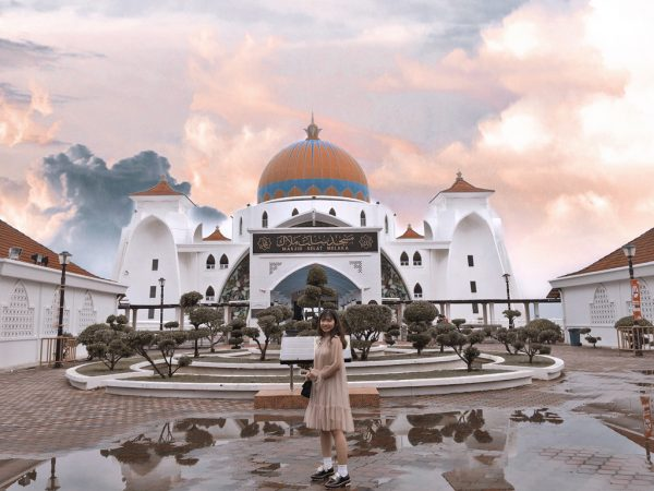 Chùa Thiên Hậu ở Malaysia