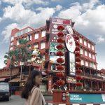 Phố China Town ở Malaysia