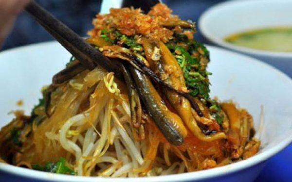 Những quán miến lươn Hà Nội nổi tiếng nhất định phải thử một lần