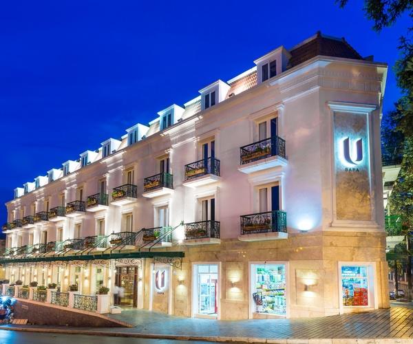 Khách sạn Sapa : U Sapa