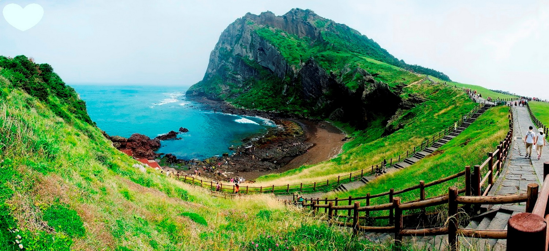 Đảo Jeju - địa điểm nổi bật của du lịch Hàn Quốc