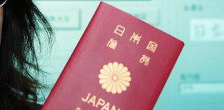 Hộ chiếu Nhật Bản có uy quyền lớn nhất thế giới 2018