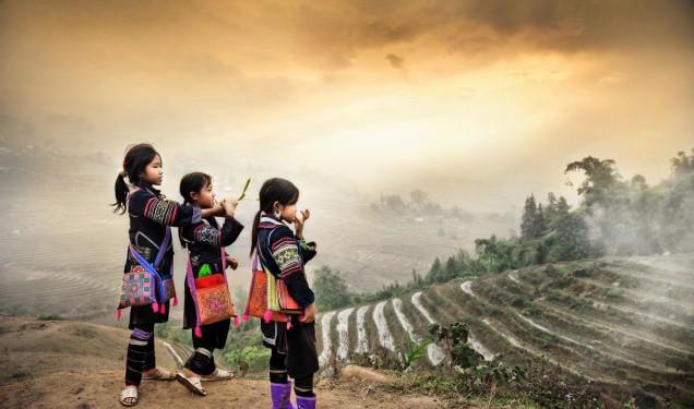 du lịch sapa: Một góc Sa Pa