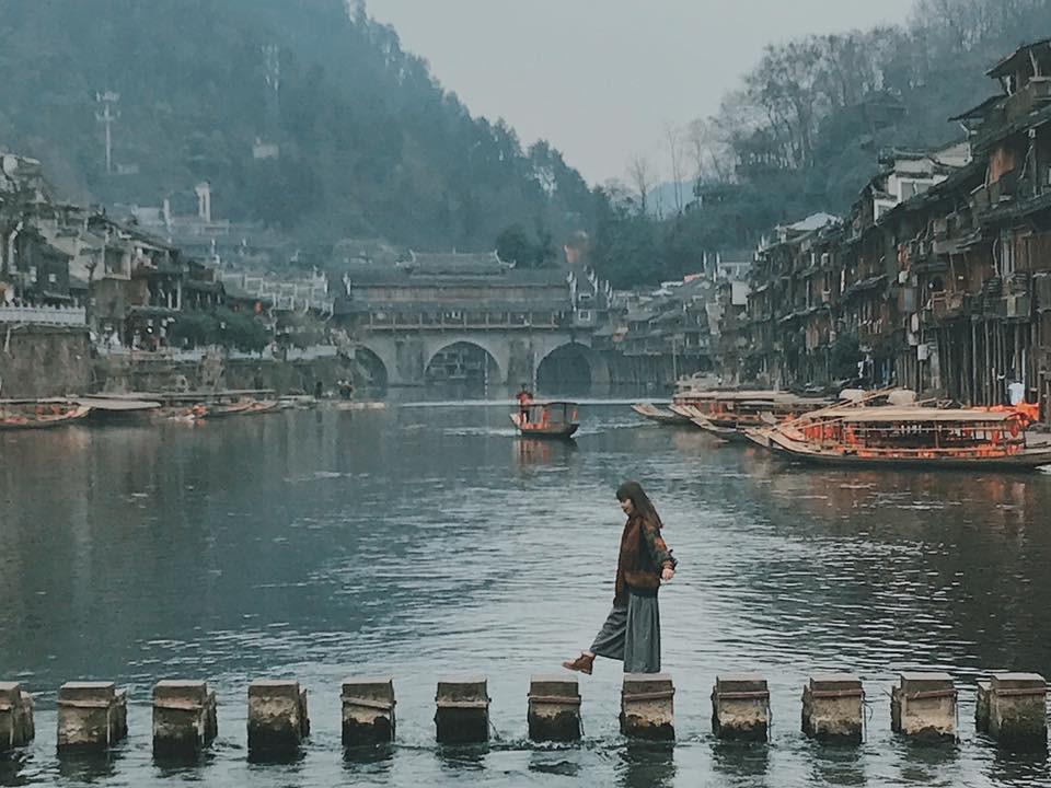 Thị trấn cổ đẹp nhất Trung Quốc