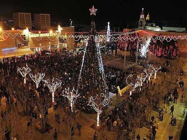 Top 3 địa điểm đón giáng sinh nổi tiếng trên thế giới