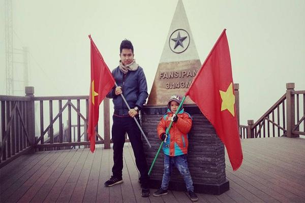 Cảnh đẹp sapa: đỉnh fansipan