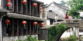 Top 3 thành phố đẹp như phim cổ trang Trung Quốc làm say lòng du khách
