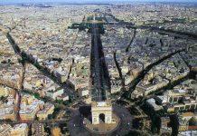 Du lịch Paris khám phá Khải Hoàn Môn kỳ quan của thế giới