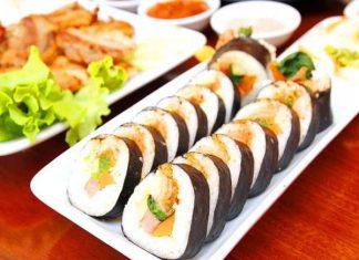 Top những món ăn Hàn Quốc được người Việt say mê