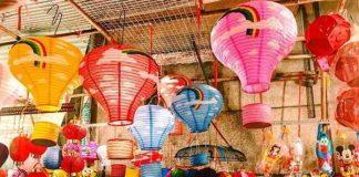 Đến Sài Gòn khám phá phố lồng đèn quận 5 đẹp như trong tranh