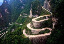 Khám phá vẻ đẹp huyền ảo kì vĩ của Thiên Môn Sơn