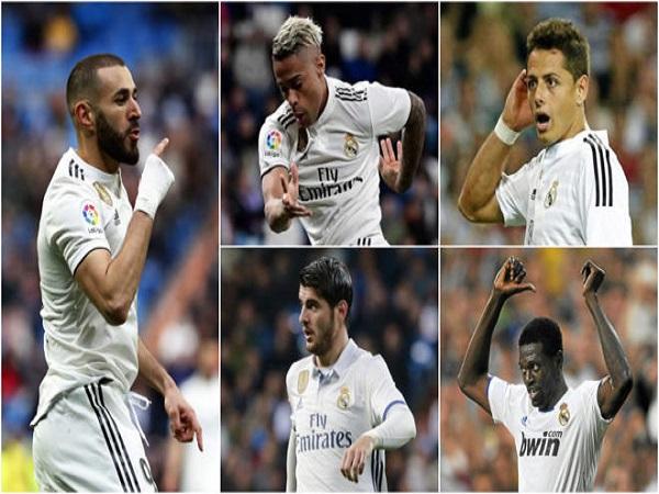 Real Madrid mua tiền đạo cắm sau 10 năm
