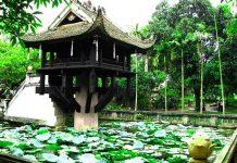 Khám phá kiến trúc độc đáo nhất châu Á của chùa Một Cột