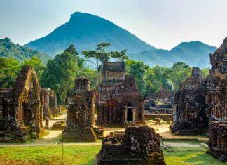 Thánh địa Mỹ Sơn - Di sản thế giới tân thời và hiện đại