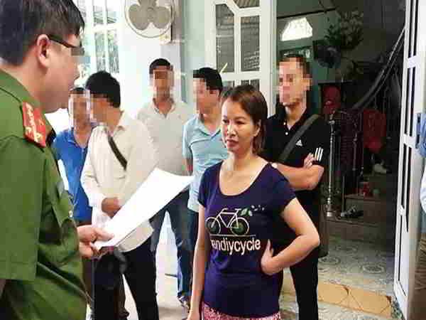 Mẹ nữ sinh giao gà bị bắt vì liên quan đến đường dây buôn bán ma túy