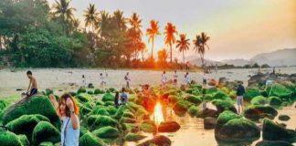 Khám phá vẻ đẹp ngỡ ngàng của rạn nam ô Đà Nẵng
