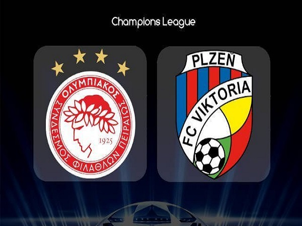 Phân tích kèo Olympiakos vs Viktoria Plzen, 1h30 ngày 31/07