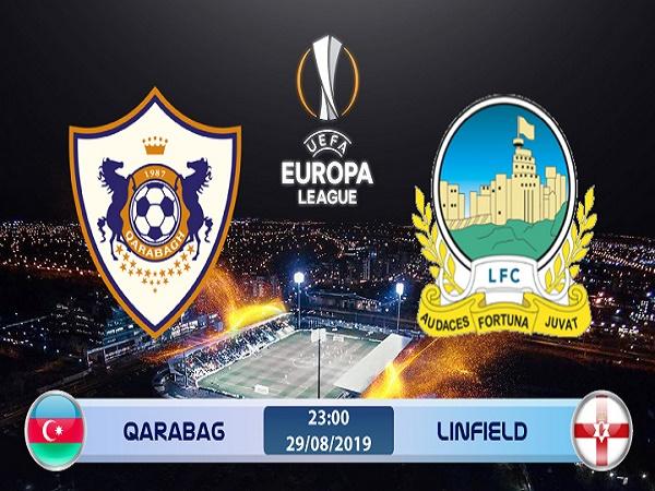 Nhận định Qarabag vs Linfield, 23h00 ngày 29/8