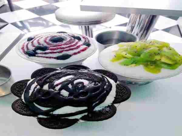 Tổng hợp các quán Bingsu nổi tiếng ở Hà Nội và Sài Gòn