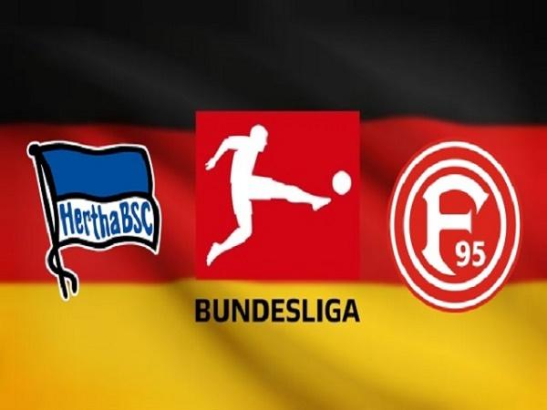 Nhận định kèo Hertha Berlin vs Dusseldorf 1h30, 5/10 (VĐQG Đức)