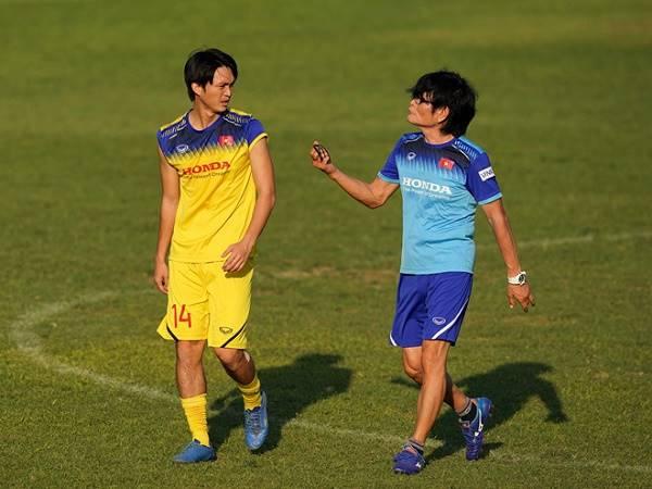 HLV Park tiết lộ cái tên thay Tuấn Anh trong trận gặp Indonesia