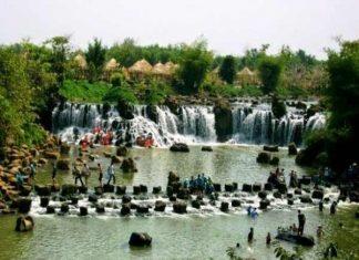 Khám phá khu du lịch Thái Giang Điền