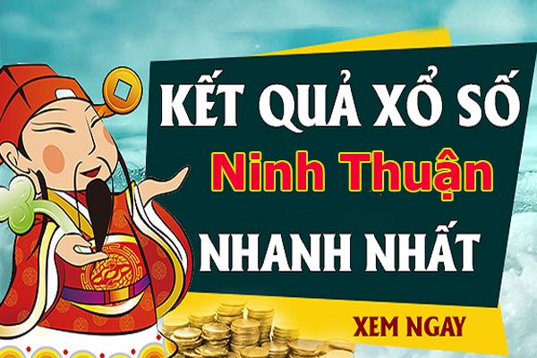 Soi cầu XS Ninh Thuận chính xác thứ 6 ngày 11/10/2019
