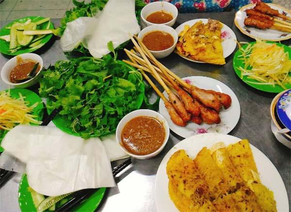 kinh nghiệm du lịch Đà Nẵng qua những món ăn