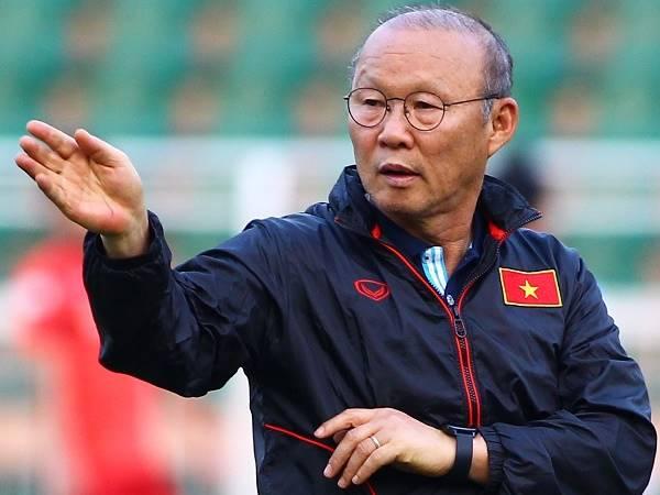 HLV Park Hang Seo sẽ được kiểm tra sức khỏe khi trở lại Việt Nam