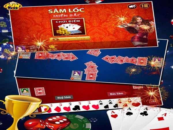Cách chơi sâm lốc bịp là chủ yếu là chia bài thành các bộ, dùng bộ lớn hơn để chặn bài của đối thủ