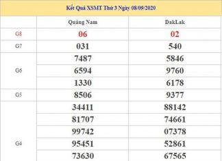 Thống kê KQXSMT 15/9/2020 chốt lô VIP miền Trung thứ 3