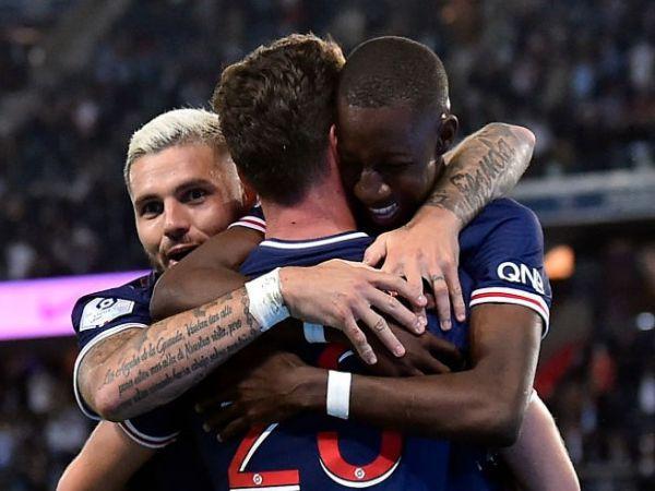 Tin bóng đá chiều 17/9: PSG thắng trận đầu tiên mùa này