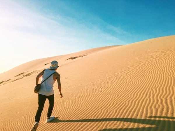 Mơ thấy cát là điềm báo lành hay dữ?