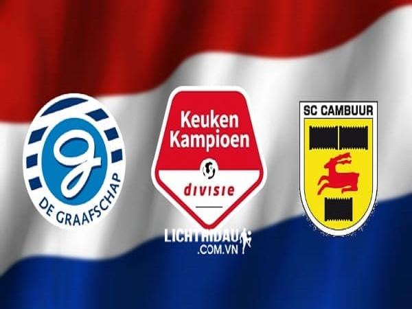 Nhận định De Graafschap vs Cambuur 03h00, 20/11 - Hạng 2 Hà Lan