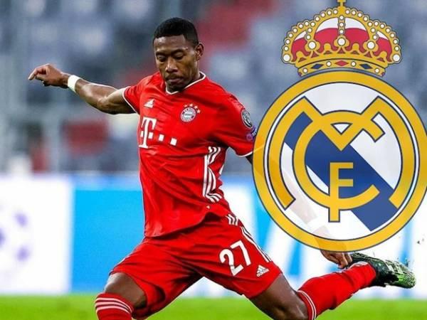Tin chuyển nhượng trưa 24/4 : Alaba đạt thỏa thuận với Real Madrid