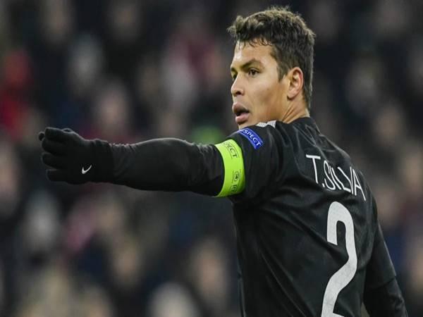 Tiểu sử Thiago Silva - Trung vệ của đội bóng Chelsea