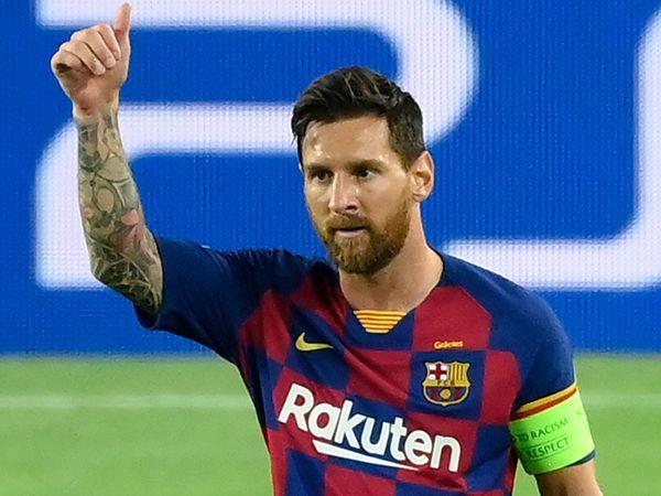 Tin thể thao chiều 27/5 : Messi chấp nhận giảm lương để ở lại