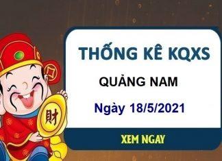 Thống kê KQXSQNM ngày 18/5/2021