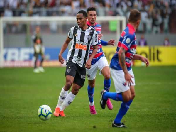 soi kèo Atletico Mineiro vs Fortaleza