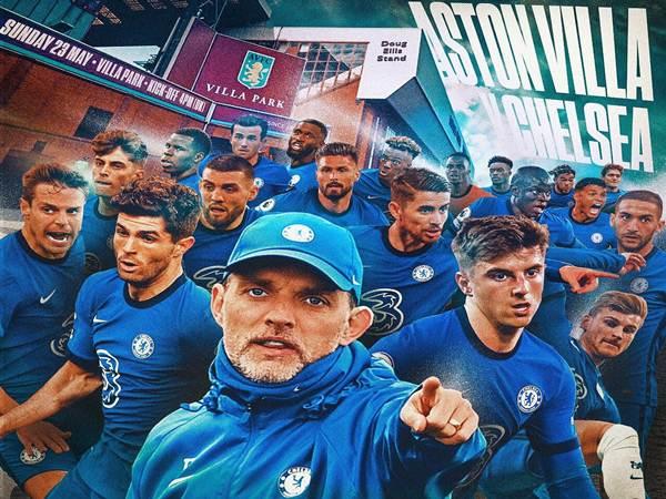 Tin tối 25/5: Chelsea yên vị Top 4 một cách đầy may mắn