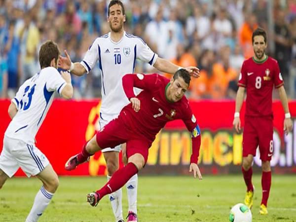 Nhận định kèo Bồ Đào Nha vs Israel