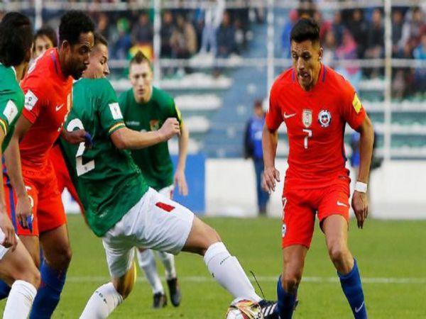 Soi kèo Chile vs Bolivia, 08h30 ngày 9/6 - VL World Cup 2022