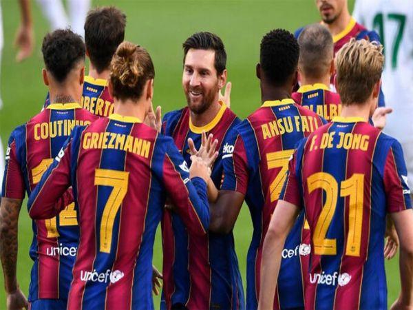 Tin thể thao tối 16/7: Barca bị hủy trận giao hữu trước mùa giải mới