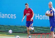 Tin thể thao sáng 2/8: Barca chưa cho phép Messi tập luyện