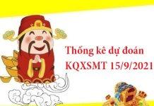Thống kê dự đoán KQXSMT 15/9/2021